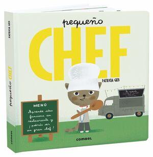 Pequeño chef (+ 3 años)