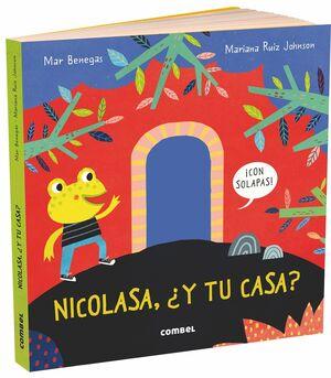 Nicolasa, ¿y tu casa? (+ 3 años)