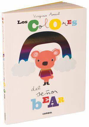 Los colores del señor Bear (+ 3 años)