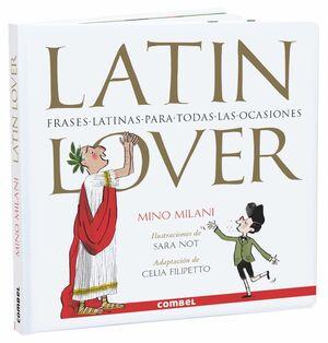 Latin Lover - Frases latinas para todos los publicos