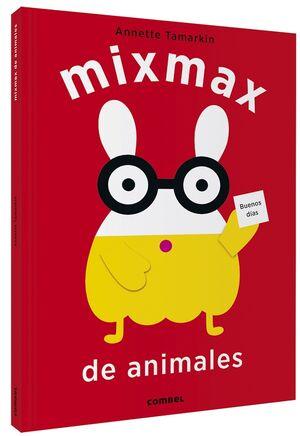 Mixmax de animales (0-3 años)