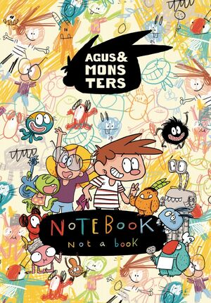 Agust/Libreta - Monsternotebook