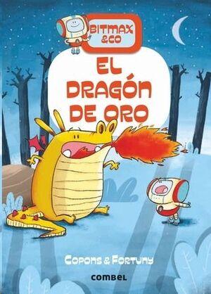 El dragón de oro - Bitmax & co.