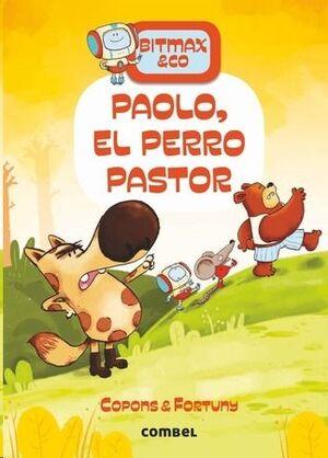 Paolo, el perro pastor - Bitmax & co.
