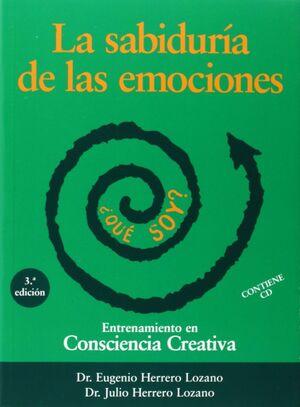 La sabiduría de las emociones (con audioCD)