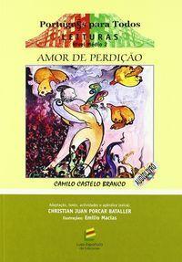 Amor de perdiçao + CD Niv.2