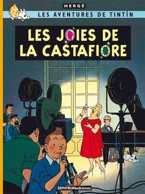Tintin 21/ Les joies de la Castafiore