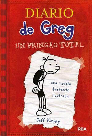 (01) Diario de Greg - Un pringao total