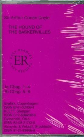The hound of the Baskervilles, cass