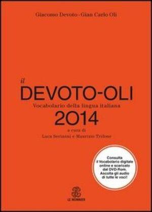 Il Devoto-Oli 2014 con DVD-Rom e Online