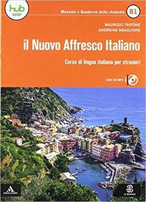 Il nuovo Affresco italiano B1+CD-MP3