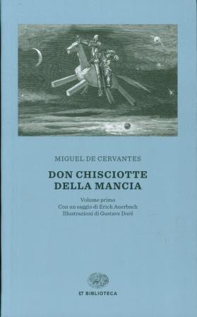 Don Chisciotte della Mancha - 2 vol.