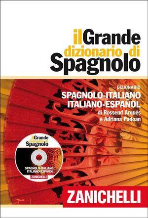 Il Grande Dizionario di Spagnolo (con DVD)