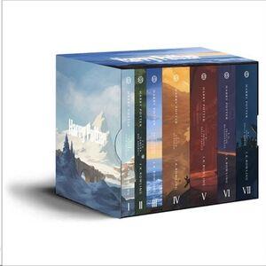 Harry Potter Box Set Italiano