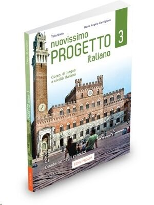 Nuovissimo Progetto italiano 3: Quaderno degli esercizi 3