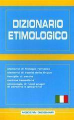 Dizionario Etimologico