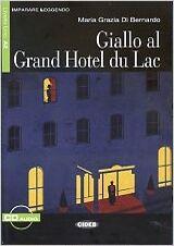 Giallo al Grand Hotel du Lac+CD - A2