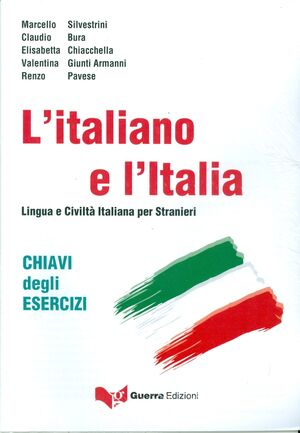 L'italiano e l'Italia (chiavi esercizi)