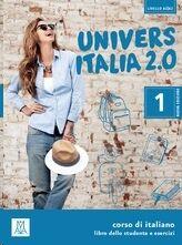 Universitalia 2.0 - A1-A2 - Libri + 2 CD Audio