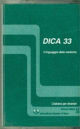 Dica 33 - 1 audiocassetta