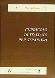 Curricolo italiano per stranieri