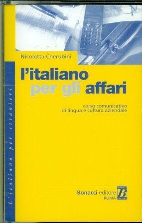 Italiano per gli affari - 1 audiocassette