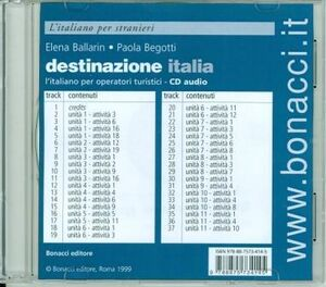 Destinazione Italia CD