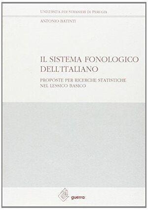 Sistema fonologico dell'italiano