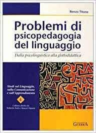 Problemi di psicologia del linguaggio