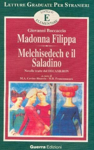 Madonna Filippa/Melchisedech...- nivel A2
