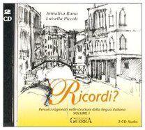 Ricordi ? 1 (CD+att ascolto e chiavi)