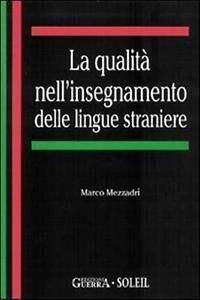 La qualità nell'Insegnamento delle lingue straniere