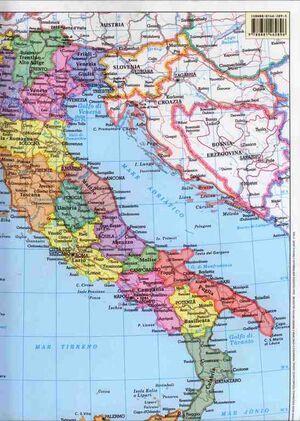 Italia Fisico/Politica (da banco)