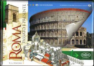 Roma passato e presente + DVD-ROM