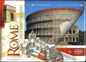 Rome past and present + DVD-ROM