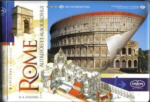 Rome autrefois et ajourd'hui + DVD-ROM