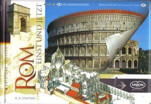 Rom einst und jetzt + DVD-ROM