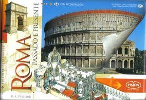 Roma passado e presente + DVD-ROM