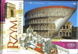 Rzym kiedys i dzisiaj + DVD-ROM