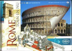 Rome toen en nu + DVD-ROM