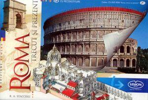 Roma trecut si prezent + DVD-ROM