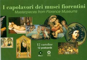 Postales (12) - Capolavori Musei