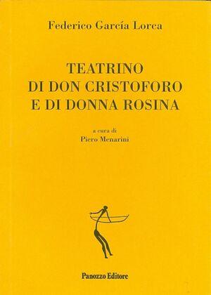 Teatrino di Don Cristoforo... (ed. biliíngüe)