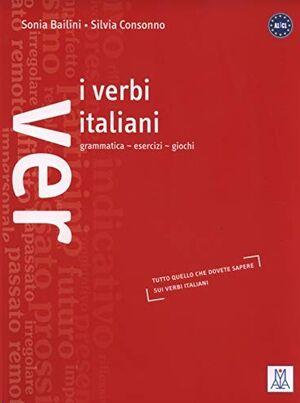 I verbi italiani, Gramm, esercizi, giochi
