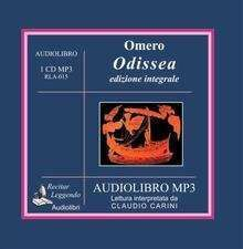 Odissea (audiolibro, CD/MP3)