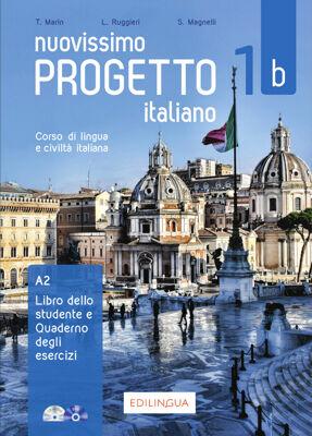 Nuovissimo Progetto Italiano 1B + CD + DVD