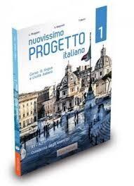 Nuovissimo Progetto Italiano 1 Esercizi+CD