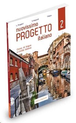 Nuovissimo Progetto italiano 2: Quaderno degli esercizi + 2 CD audio 2