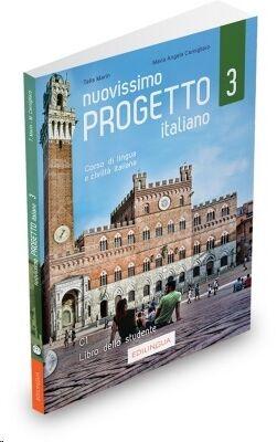 Nuovissimo Progetto italiano 3: Libro dello studente + 2 CD audio 3