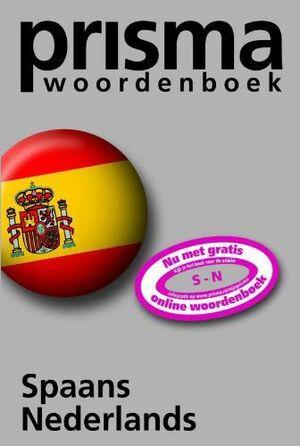 Prisma-Woordenboek spaans-nederlands